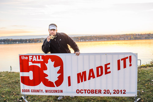 Fall-50-WI-Race-Door-County-Ultramarathon-Finish-Line